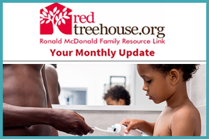 RedTreehouse.org newsletter preview